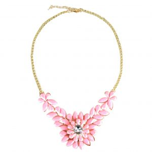 Fiona floral necklace