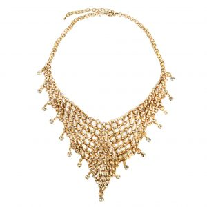 Alexandra necklace gold
