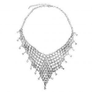 Alexandra necklace silver
