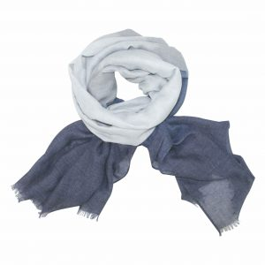 Smoke Ombre scarf