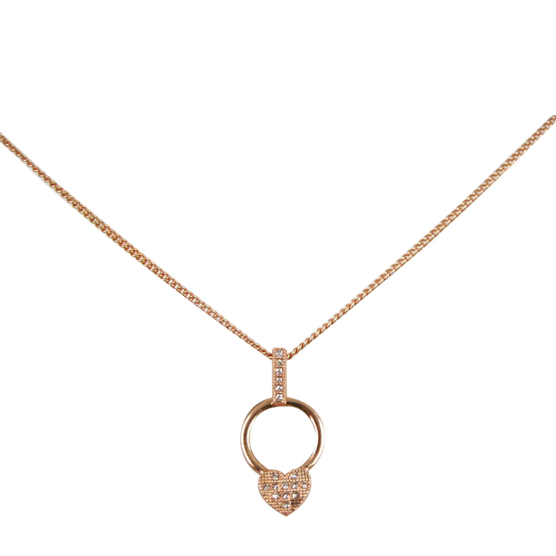 Georgia love pendant