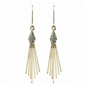 Ivy party drop earrings