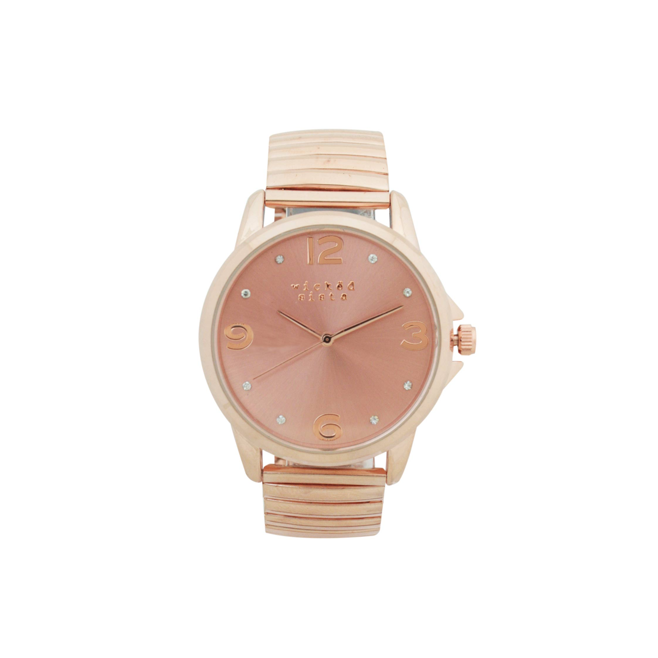 image kulani latte products classic original watch kinis silver watches steel peach stainless