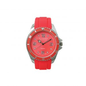Neon coral watch