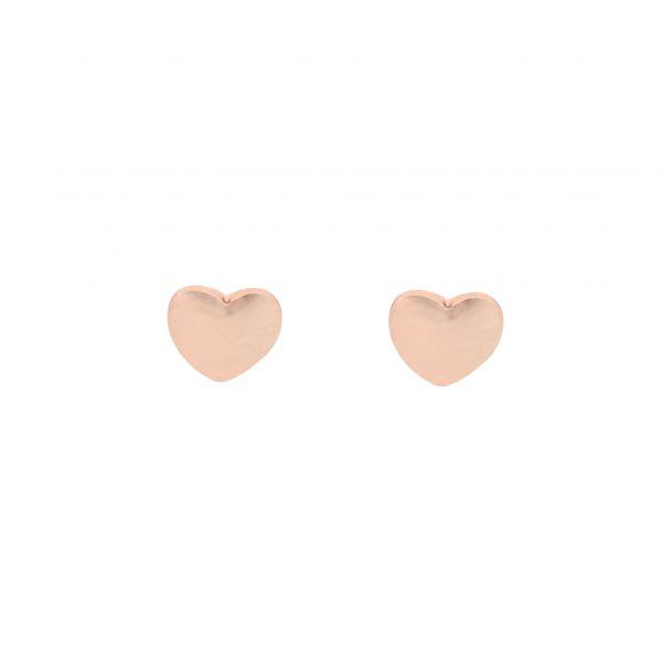 heartstudsrosegold