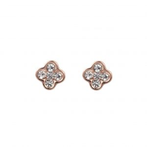Kendall Studs Rosegold