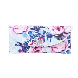 Romantic Blooms Eyewear Case